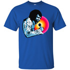 Retro, Elvis Presley, T-shirt, 1970's,