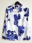 JOULES MAYWELL SUPER DUPER FLORAL SHIRT SIZE 10