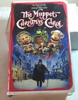 The Muppet Chirstmas Coral Disney VHS in Clam Shell