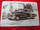 1947  CADILLAC  COUPE 60 SERIES 11 X 17   PHOTO   PICTURE