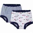 Gerber Boys Training Pants 2 Pack NEW Various Sizes Firetrucks image