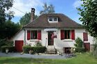 HOUSE FOR SALE IN FRANCE. HANSEL & GRETEL COTTAGE. DORDOGNE LIMOUSIN BORDER.