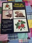 Vol 1 Iron-on Transfers By Karen Strauss And Nancy Merrell