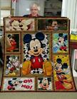 Mickey and Minnie Mouse 60-102 Washable PreShrink Poly Cotton Quilt 3 Sizes image