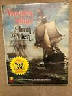 Wooden Ships & Iron Men Avalon Hill Board Game - Complete & Unpunched- Ship Free