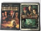 Pirates Of The Caribbean & Pirate Of The Caribbean 2 Dead Man's Chest