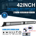 "40""/ 42Inch 2700W LED Work Light Bar Flood Spot Combo Offroad Truck SUV 4WD ATV"