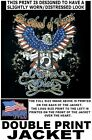 POW MIA HEROS THANK ALL VETERANS AMERICAN EAGLE PRIDE FLAG PATRIOTIC JACKET W522