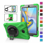 Samsung Galaxy Tab A 8.0 T387 Rugged Hard Stand Heavy Duty Shockproof Case Cover