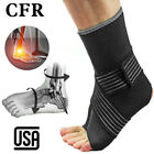 CFR Stabilizer Ankle Brace Compression Foot Wrap Pain Relief Support Sports Gym $11.43 USD on eBay