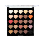 25 Colors Makeup Eyeshadow Palette Shimmer Matte Eye Shadow Cosmetics Set