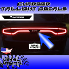 Dodge Charger Mopar Taillight Accent Decal 2015 2016 2017 2018 2019 Mopar $11.95 USD on eBay