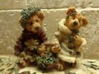 Boyd's Bears Edmund & Bailey... Gathering Holly, #2240