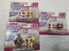 Littles Pet Shop Special Collection Kids Toys Series 2 3 Packets