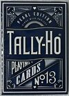 Pearl Edition Tally-Ho Playing Card Deck~Jackson Robinson~Ships Free