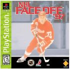 NHL Faceoff 97 For PlayStation 1 PS1 Hockey Game Only 6E