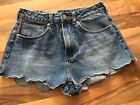 H&M Denim Shorts Size 8