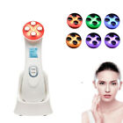 6 in 1 RF LED Anti Aging Home Skin Care Face Facial Beauty Machine Device D3J5O
