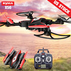 Syma X56 RC Drone Quadcopter Altitude Hold Hover Foldable Kid Best Xmas Gift US
