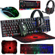 4in1 Orzly PC Gaming Pack RGB Keyboard Mouse Headset & Mouse Pad Gamer Bundle UK