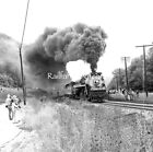 CHESSIE STEAM SPECIAL #2101 Photo Runby Weverton 9/78 *3-ORIG 120 B&W NEG RS0277