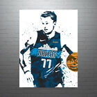 Luka Doncic Dallas Mavericks Poster FREE US SHIPPING on eBay