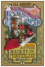 DISNEY WORLD RAILROAD - COLLECTOR POSTER 4 DIFFERENT SIZES  (B2G1 FREE!!)