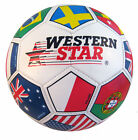 Full Size 3 4 5 International Soccer Ball Premium $9.95 USD on eBay