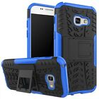 For Samsung Galaxy (A8 /Plus A7 A9 J4 J6) 2018 Shockproof Armor Stand Cover Case