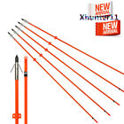 I.D. 0.8MM Archery Hunting Fish Fiberglass Target Bow Fishing Arrow Shooting