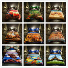 3D Printed Heavy Thick Plush Korean Style Mink Throw Blanket Two Ply Reversible image
