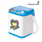 Kid Electronic Washing Machine Pre School Play Toy Simulated Home Appliances Toy photo
