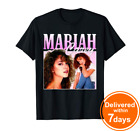 Inspired By Mariah Carey T-shirt Merch Tour Limited Vintage Rare image