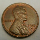 1951 D Lincoln Cent / Penny *AU - ABOUT UNCIRCULATED*  **FREE SHIPPING**