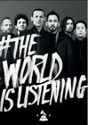 Linkin Park RARE limited edition #the world is listening grammys award poster