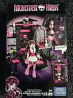 Monster High Dracuulaura Mega Blocks NEW