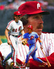 Philadelphia Phillies Mike Schmidt MLB Baseball Stadium Art Print 11x14-48x36