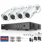 ANNKE H.264  1080P Lite 8CH DVR 5IN1 HD 2MP 3000TVL Home Security Camera System