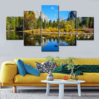 Canvas printed Paintings Natural Scenery Posters Prints Landscape Wall Art