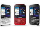 """3.1"""" BlackBerry Q5 - 8GB 5MP WIFI QWERTY Unlocked AT T GSM Dual-Core Smartphone"""
