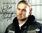 Charlie Hunnam Signed 8x10 Autographed REPRINT PHOTO Sons of Anarchy RP