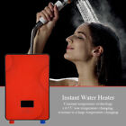 6500W Tankless Instant Electric Hot Water Heater For Home Bathroom Shower 220V