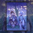 Tales of Zestiria Sorey Mikleo Anime HD Print Wall Poster Scroll Home Decor