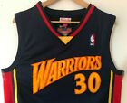 Stephen Curry Golden State Warriors M&N Swingman Throwback Stitched Jersey on eBay