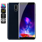 "S9 Big Screen 5.7"" Inch Lte Smartphone Dual Sim Android 6.0 Mobile Phone Gps Yh"