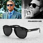 Steve McQueen Sunglasses Secret Agent James Bond Oculos De Sol Masculino $12.99 USD on eBay