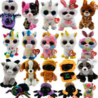 Ty Beanie Boo Boos + Choose Your Favourite Soft Plush Kids Toy - 6