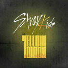 STRAY KIDS CLE 2:YELLOW WOOD Album NORMAL 2VerSET+POSTER+Book+Card+PreOrder+GIFT