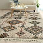Orian Rugs Bedouin Zenga Area Rug or Runner with Fringe, Multiple Sizes Colors
