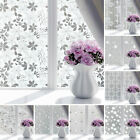 Frosted Opaque Glass Stickers Window Film Home Decor Privacy Adhesive 45*100cm